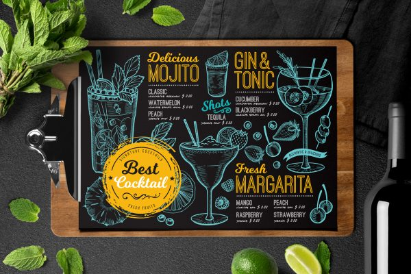 alcohol-cocktail-menu-template-restaurant-design