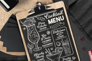 alcohol-cocktail-menu-template-restaurant-design-drink-chalkboard
