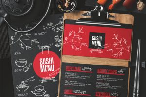 asian-sushi-food-menu-template-restaurant-card-chinese