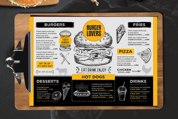 burger-food-menu-template-restaurant-fastfood