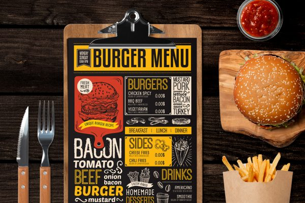 burger-food-menu-template-restaurant-design