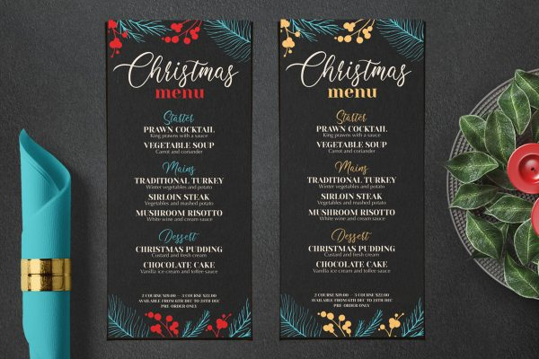 christmas-food-menu-template-party-restaurant-design-festive-chalkboard