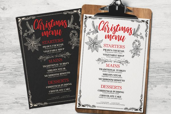 christmas-food-menu-template-restaurant-party-design-festive-chalkboard