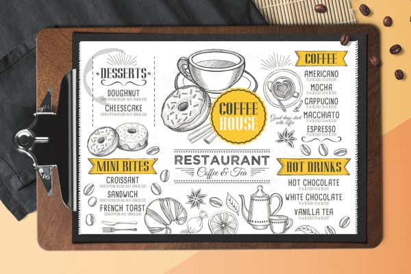 coffee-food-menu-template-restaurant-design-beverage