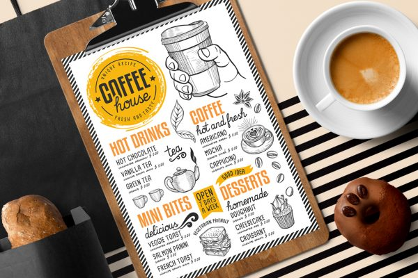 coffee-food-menu-template-restaurant-design-drink