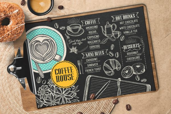 coffee-food-menu-template-restaurant-design-drink-coffeehouse-beverage