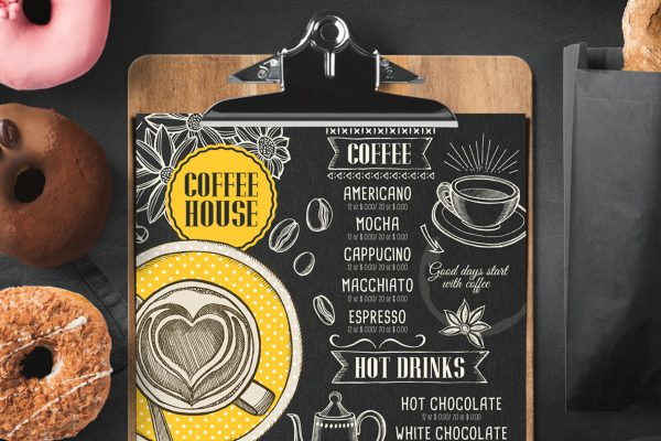 coffee-food-menu-template-restaurant-design-drink-coffeehouse-beverage-latte