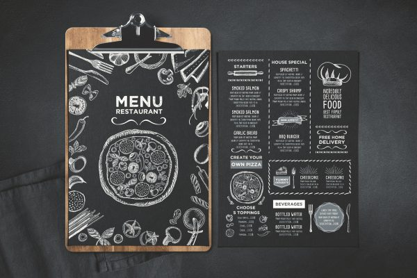 food-menu-restaurant-drink-template-psd-card-design-card