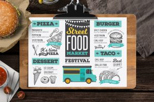 food-truck-menu-template-festive-van