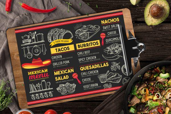 mexican-food-menu-template-design