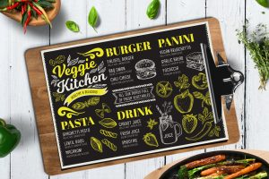 vegan-food-menu-template-restaurant-card