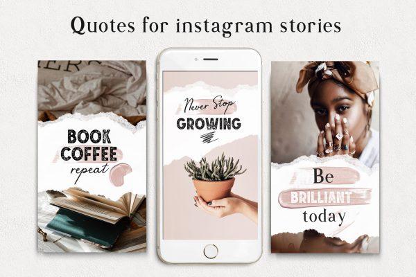 font-script-quotes-stories-logo-branding-instagram